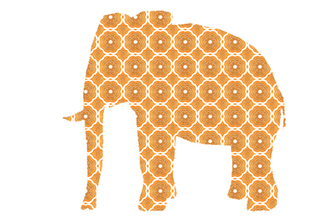 WALLPAPER WILDLIFE ELEPHANT by Inke Heiland wm-elephant-0087