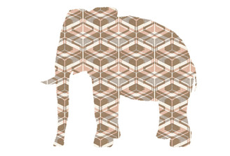 WALLPAPER WILDLIFE ELEPHANT by Inke Heiland wm-elephant-0159