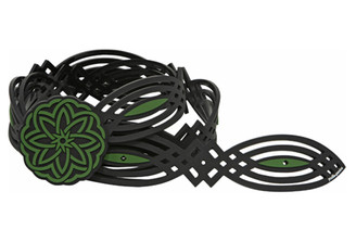 YOSIFA-PENINA BELT IRISH LASS IN GREEN