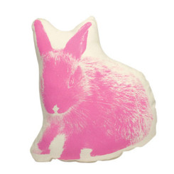 SALVOR FAUNA BUNNY PICO PILLOW design by Ross Menuez