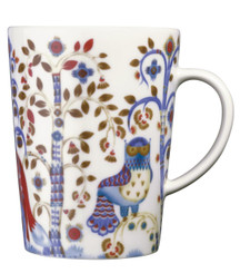 (Set of 4) IITTALA TAIKA MUG 13.5 oz., WHITE