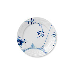 Royal Copenhagen Blue Fluted Mega Dinner Plate #2  (10.75€œ)