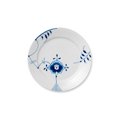 Royal Copenhagen Blue Fluted Mega Dinner Plate #6  (10.75€œ)
