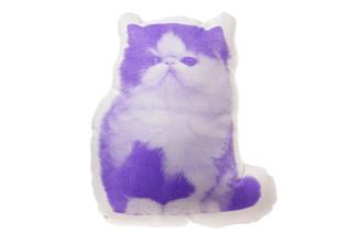 SALVOR FAUNA PERSIAN CAT MINI CUSHION/PILLOW design by Ross Menuez