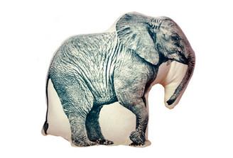 SALVOR FAUNA ELEPHANT MINI CUSHION/PILLOW design by Ross Menuez