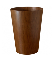 WALNUT WASTE BIN by Saito Wood (TS222)