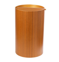 AYOUS WASTE BIN by Saito Wood (TS072)
