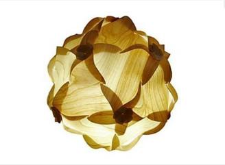 LAMP SHADE by Saito Wood