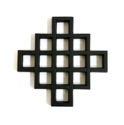 CAST IRON TRIVET designed by Nobuho Miya