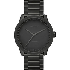 LEFF AMSTERDAM TUBE WATCH S42 BLACK