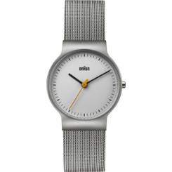 Braun - Ladies' BN-211WHSLMHL Classic Slim Watch