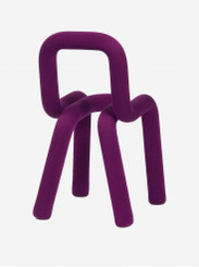 BOLD CHAIR (Purple) by Big Game