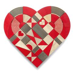 HEARTSHAPES by Miller Goodman