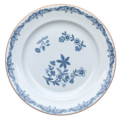 "(Set of 4) RÖRSTRAND OSTINDIA DINNER PLATE 10.6"" (1011687)"