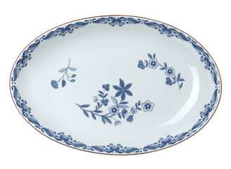 RÖRSTRAND OSTINDIA OVAL SERVING DISH (1012337)