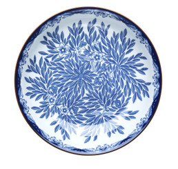"(Set of 4) RÖRSTRAND OSTINDIA FLORIS DINNER PLATE 10.6"" (1012351)"