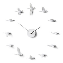 Migrantbird X CLOCK O form by Haoshi Design