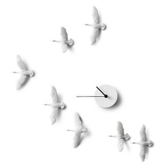 Migrantbird X CLOCK V form by Haoshi Design