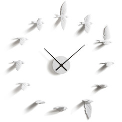Swallow X CLOCK form by Haoshi Design