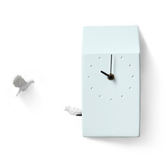 Cuckoo X CLOCK - Home(Blue) by Haoshi Design