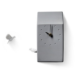 Cuckoo X CLOCK - Home(Dark Gray) by Haoshi Design