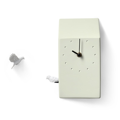 Cuckoo X CLOCK - Home(Green) by Haoshi Design