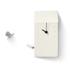 Cuckoo X CLOCK - Home(Yellow) by Haoshi Design