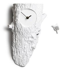 Cuckoo X CLOCK - Tree by Haoshi Design