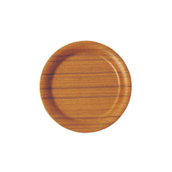SAITO WOOD AYOUS COASTERS (SET OF 2)
