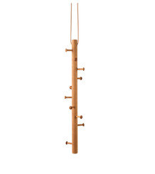 Copenhanger - Floating Coat Hanger Oiled Oak