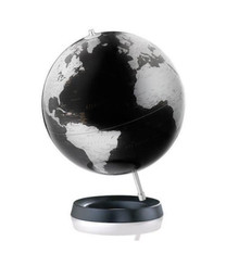 Atmosphere - Black Expression Globe - Limited Quantity