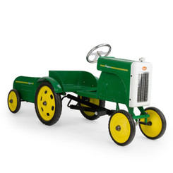 Tractor with Trailer by Baghera