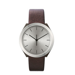 Hibi Ø38 Men's H21-L18BR Watch by Normal Timepieces