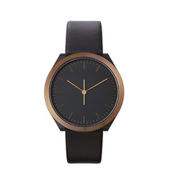 Hibi Ø38 Men's H22-L18BL Watch by Normal Timepieces