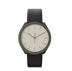 Hibi Ø38 Men's H23-L18BL Watch by Normal Timepieces