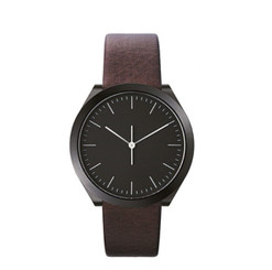 Hibi Ø38 Men's H24-L18BR Watch by Normal Timepieces