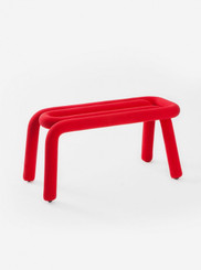 BOLD BENCH (RED) BY BIG-GAME
