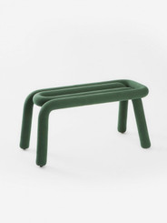 BOLD BENCH (FOREST GREEN) BY BIG-GAME