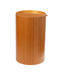 AYOUS WASTE BIN BY SAITO WOOD (TS073)