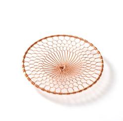 Kanaami-Tsuji CHRYSANTHEMUM  TEA STRAINER (copper)