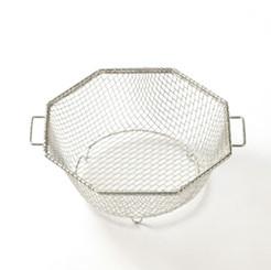 Kanaami-Tsuji WIRED BASKET OCTAGONAL (stainless steel)