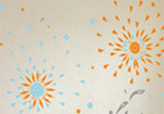 DOMESTIC WALL STICKER- BIG BANG design by Maison Georgette