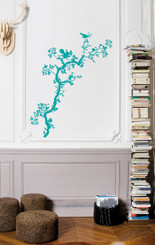 DOMESTIC WALL STICKER- BIRD BRANCH design by Timourous Beasties