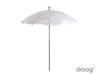DROOG SHADYLACE PARASOL (WHITE) design by Chris Kabel