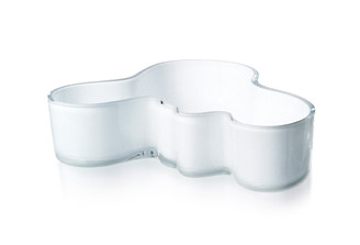 "Iittala Alvar Aalto Collection Bowl 8"", white"