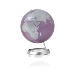 Atmosphere Full Circle Vision Globe (Amethyst) design by Tecnodidattica