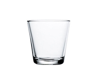 (Set of 6) Iittala Kartio Tumblers (7 oz), clear