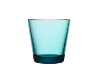 (Set of 6) Iittala Kartio Tumblers (7 oz), sea blue