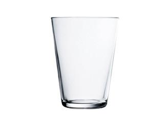 (Set of 6) Iittala Kartio Tumblers (13.5 oz), clear