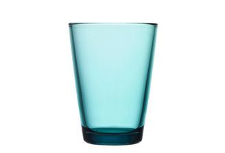 (Set of 6) Iittala Kartio Tumblers (13.5 oz), sea blue
